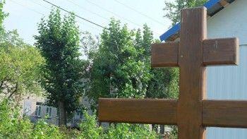 Жители Курганской области недовольны строительством храма рядом с детским садом