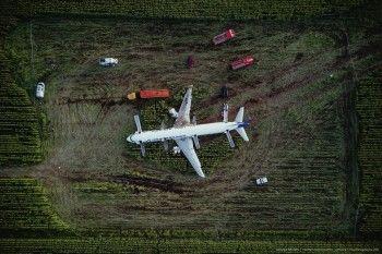 Следственный комитет начал анализ данных бортовых самописцев Airbus A321