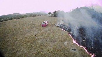 В Амазонии третью неделю продолжаются рекордные пожары (ВИДЕО)