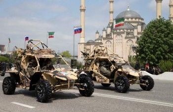 Росгвардия закупила в Чечне восемь вездеходов за 18 млн рублей. Цену на них завысили на 6 млн рублей