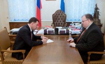 Евгений Куйвашев объявил выговор главе областного Минздрава за увольнения хирургов в Нижнем Тагиле