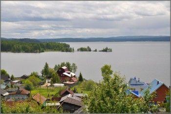 В Невьянске возбудили уголовное дело из-за слива коммунальных отходов в озеро Таватуй