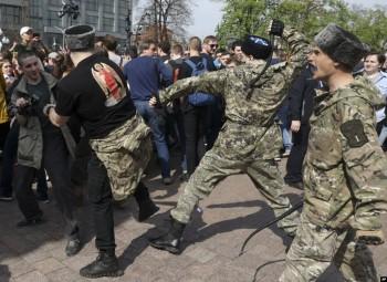 «Медуза»: К разгону акций в Москве планируют привлечь казаков и ветеранов Донбасса