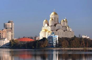 Скандальный храм Святой Екатерины в Екатеринбурге могут построить в сквере у стадиона «Динамо»
