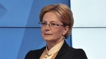 Скворцова пообещала до декабря принять закон о продаже алкоголя с 21 года
