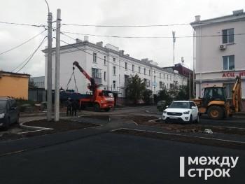 На реконструкцию двора в Нижнем Тагиле выделено порядка 44 млн рублей