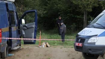 В Тыве неизвестные обстреляли автобус с наблюдателями и журналистами, ехавшими на выборы