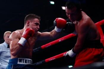 Боксёр из Нижнего Тагила Никита Кузнецов одержал досрочную победу над противником из Венесуэлы (ВИДЕО)