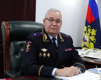 Начальником ГУ МВД по Свердловской области назначен генерал-майор Александр Мешков