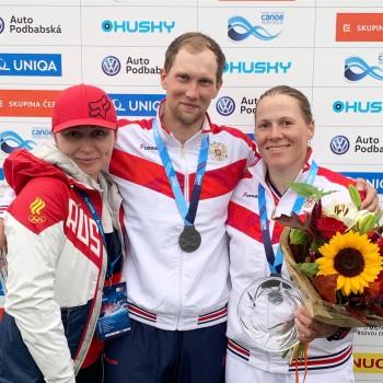 Слаломист из Нижнего Тагила Никита Губенко завоевал серебро чемпионата мира