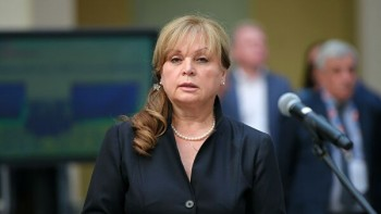 Памфилова заявила опродолжении эксперимента сэлектронным голосованием