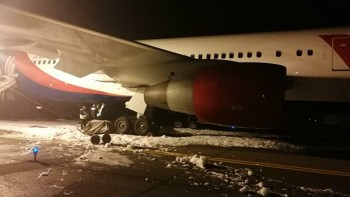 По факту жёсткой посадки самолёта в Барнауле возбудили уголовное дело