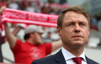 Главный тренер «Спартака» ушёл в отставку