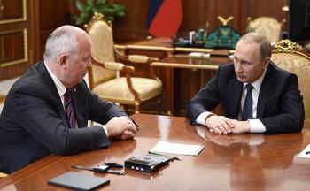 Путин присвоил звание Героя России главе «Ростеха» Сергею Чемезову