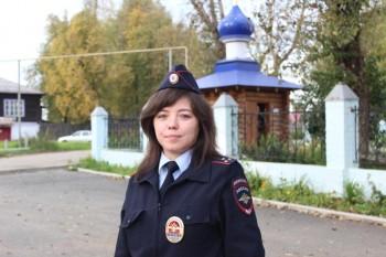 Девушка-полицейский из Нижнего Тагила прошла во второй этап профессионального конкурса «Народный участковый — 2019»