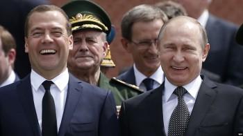 Владимир Путин подписал указ об увеличении зарплат президента и председателя правительства РФ