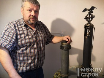 «У меня появилась ответственность перед немцами». Тагильчанин мечтает установить в посёлке под Нижним Тагилом памятник жертвам политических репрессий