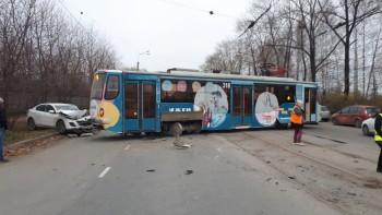 Стали известны подробности ДТП с трамваем в Нижнем Тагиле