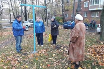 В Туле депутат-единоросс похвастался установкой для жителей сушилки для белья