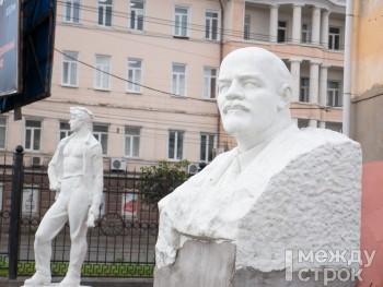 В Нижнем Тагиле сквер скульптур советского периода откроют 18 октября