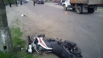 В Нижегородской области погиб участник реконструкции ДТП