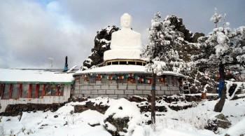 Буддисты согласились покинуть гору Качканар при условии переноса всех построек на новое место