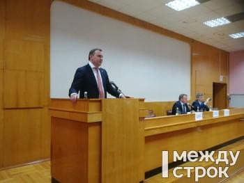 Владислав Пинаев рассказал профсоюзным лидерам про будущее Черноисточинского пруда и вылитые в него нефтепродукты