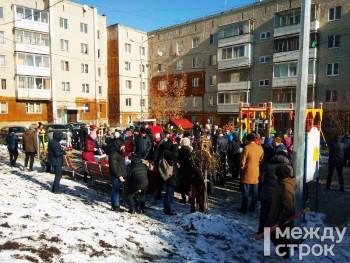 Нижнему Тагилу выделят 12 млн рублей на внеплановую реконструкцию двора на ВМЗ уже в этом году