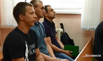 Осуждённые за избиение Максима Червоткина полицейские ОП-21 Нижнего Тагила обжаловали приговор