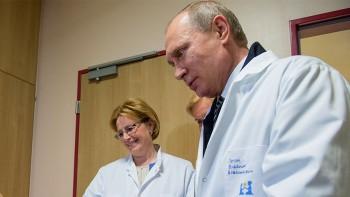 Путин предложил ужесточить наказание за врачебные ошибки