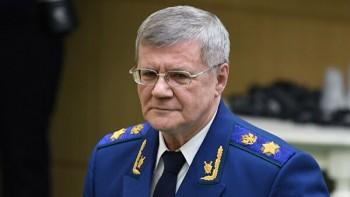 В конце ноября в Екатеринбург приедет генпрокурор Юрий Чайка