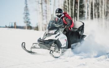 Под Нижним Тагилом пройдёт первая на Урале снегоходная гонка «Путь вогула»