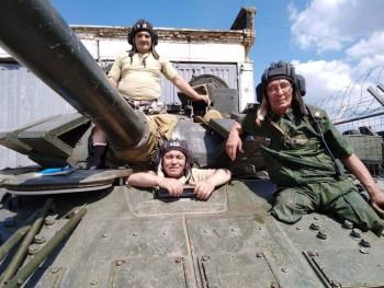 В Нижнем Тагиле людей с инвалидностью приглашают принять участие в первом инклюзивном танковом биатлоне