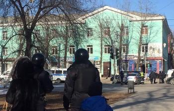 Появилось видео сместа стрельбы вколледже Благовещенска
