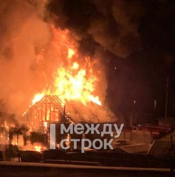 Сгорел из-за печки: подробности пожара на ГГМ в Нижнем Тагиле