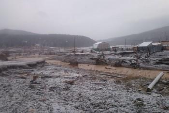 В Красноярском крае из-за морозов прекратили поиски пропавших при прорыве дамб рабочих