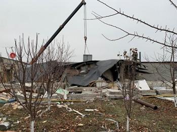 В Саратовской области произошёл взрыв в жилом доме, пострадали четыре человека