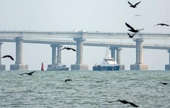 МИД сообщил о передаче Украине задержанных в Керченском проливе кораблей
