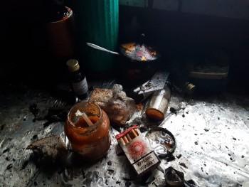 В Нижнем Тагиле мужчина погиб из-за непотушенной сигареты (ФОТО)