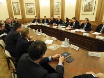 Сергей Бидонько провёл встречу с общественниками Нижнего Тагила по экологической ситуации на Черноисточинском водохранилище