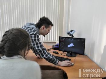 В НТИ открылось конструкторское бюро с современным оборудованием для будущих инженеров