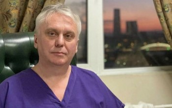 Уволенный изЦентра здоровья детей врач-трансплантолог Михаил Каабак сообщил о возбуждённом против него уголовном деле