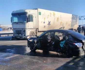 В ДТП на Пермском тракте погибли две женщины