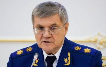 В Екатеринбург прилетел генпрокурор Юрий Чайка