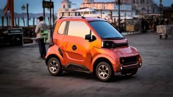 Серийное производство первого российского электромобиля Zetta планируется запустить уже в начале 2020 года