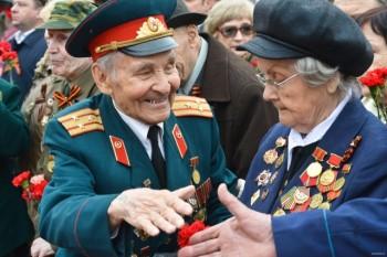 Регионам выделят 339 млн рублей на празднование Дня Победы
