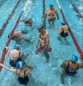 Эксперимент АН «Между строк»: сможет ли журналист с боязнью воды через месяц проплыть 20 бассейнов? Часть 3