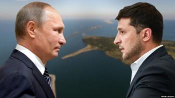 «Коммерсантъ» анонсировал возможную встречу Путина иЗеленского вПариже