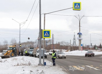 В Нижнем Тагиле появятся 26 новых светофоров
