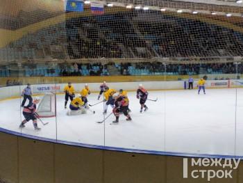 В Нижнем Тагиле ХК «Спутник» при полных трибунах одержал первую победу в чемпионате Свердловской области